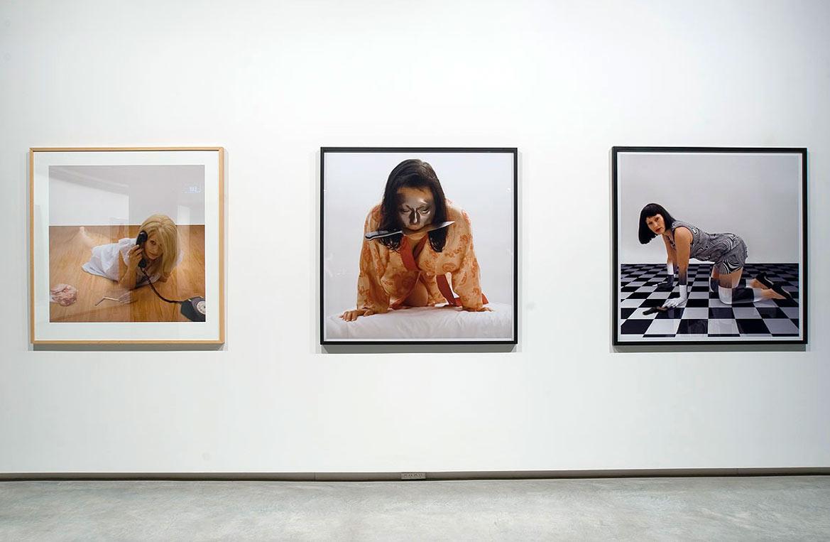 Julie Rrap: Body Double exhibition